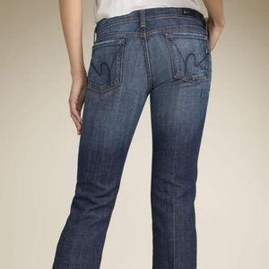 COH Ingrid #002 low waist flare size 30